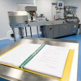 GMP & Quality is a cornerstone of Pharmapac Operations
